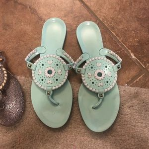 Jack Rodgers Jelly Sandals